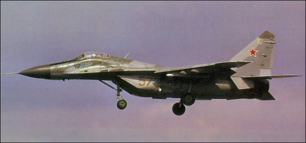 Early production MiG-29