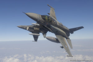 Two Greek F-16 Block-52+