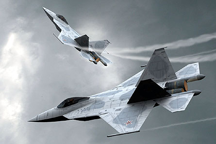T-50 Next Generation Fighter