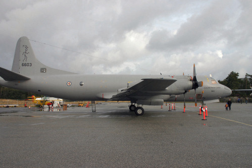 Norwegian P-3 Orion